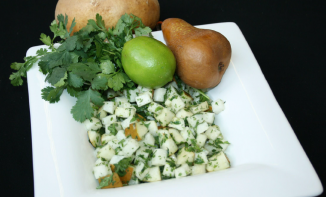 pear jicama salad